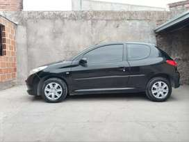 Peugeot 207 año 2009 modelo xr1.4 nafta aire dh cierre alarma