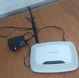 Router Wi-Fi TPLink Ti-WR740N 150mbps