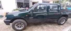 Vendo camioneta doble cabina año 1999