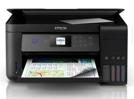 Impresora epson L4160 multifuncional, seis meses de uso