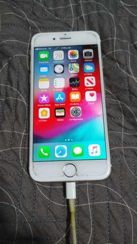 Vendo Iphone 6 negociables o intercambio