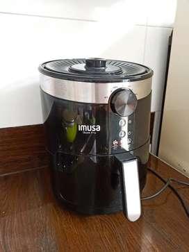 Freidora de aire Imusa 3.5 litros con garantía vigente