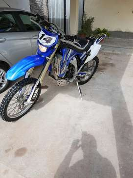 Yamaha WR 450 excelente