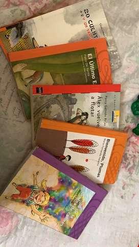 Libros plan lector