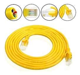 Cable De Red Rj45 De 20 Metros