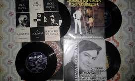 Discos de Vinilo-Simples-  Agnaldo Rayol/Paco Ibañez/M So