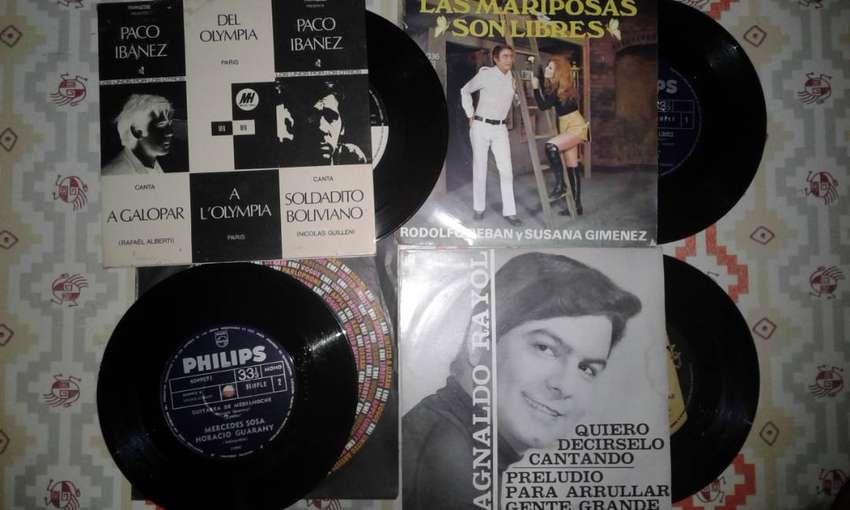 Discos de Vinilo-Simples-  Agnaldo Rayol/Paco Ibañez/M So 0