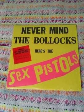 Never Mind the Bollocks, Here's the Sex Pistols (vinilo numerado)