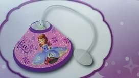 Lámpara princesita Sofia Disney original navidad