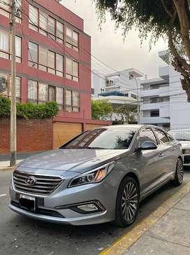 Hyundai Sonata LF 2016