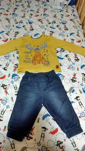 Ropa Bebe /niño 9 a 18 Meses Saga Ripley MOTHERCARE BABY YAMP
