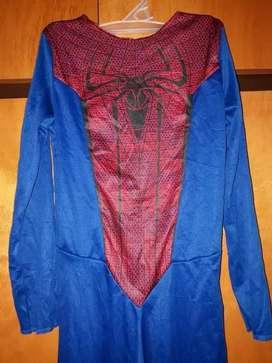 Ultimo disfraz Hombre Araña