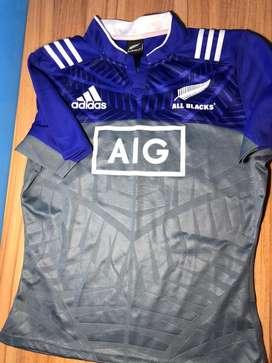 Camiseta Adidas Rugby ALL BLACKS