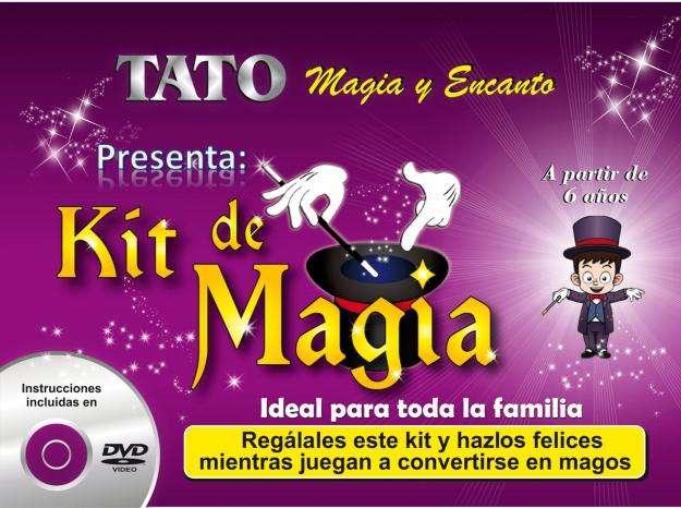 caja de magia para niños calicolombia 0