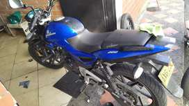 Se vende pulsar 200 oil cool
