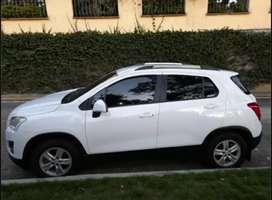 Vendo Camioneta Chevrolet Tracker Excelente Estado