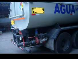 Alquilo camiones cisterna de agua 5000 galones