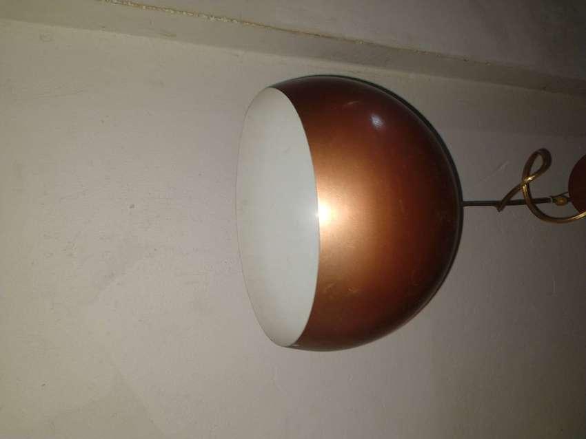 Lámpara colgante de lujo metálica 0