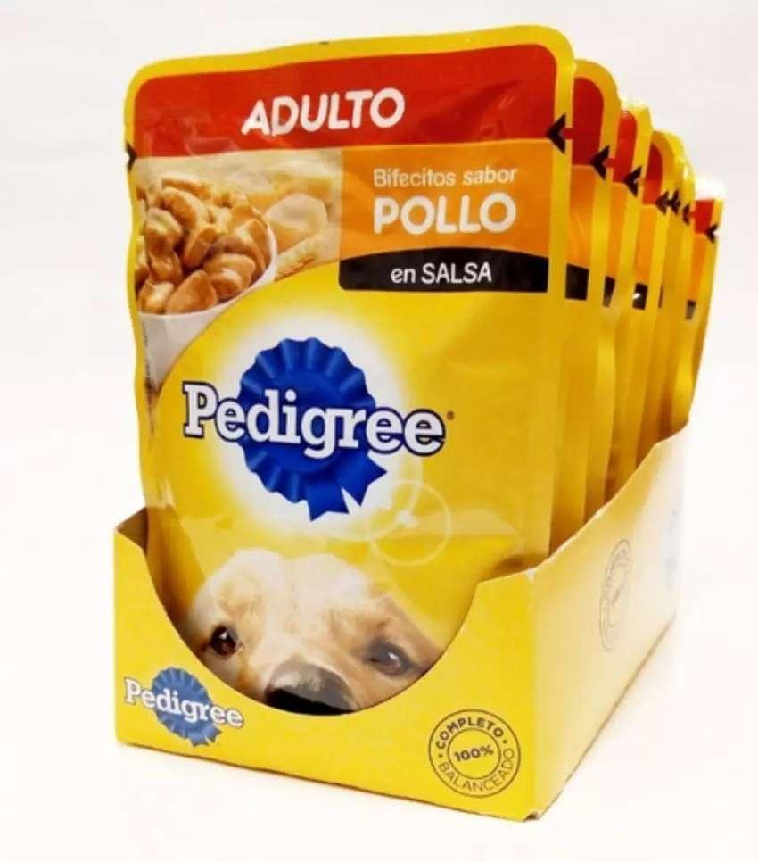Alimento húmedo para perros 0
