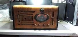 Radio antigua Belmont año 1936
