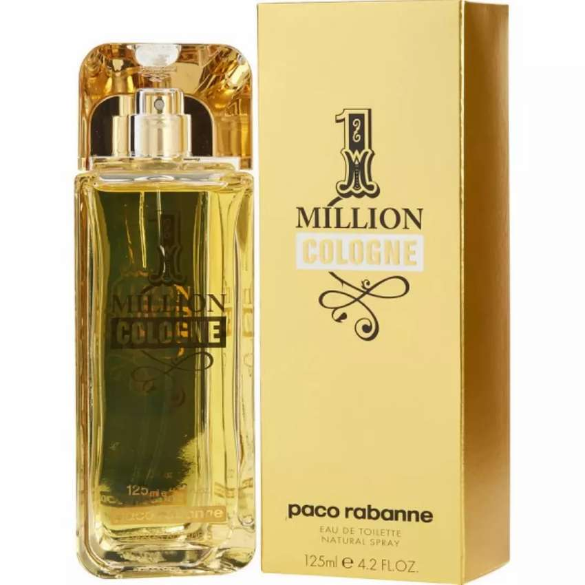 One Million By Paco Rabanne 125ml 0
