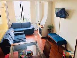 Vendo Apartamento Duplex Villa Veronica