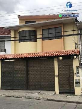 Casa Rentera en venta sector Centro de la Ciudad