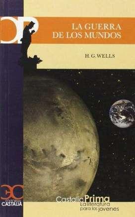 Guerra de Los Mundos H.g. Wells Castalia