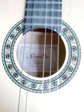 Vendo Guitarra Criolla Sevilla con Funda