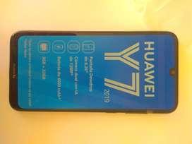 Vendo Huawei Y7 2019 nuevo