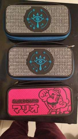 Estuches Rígidos para Nintendo Switch