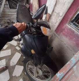 Moto Ranger  SH,solo le hace falta la máquina el resto en buen estado .