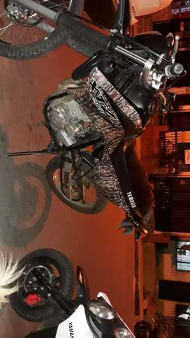 Se vende moto xtz 250 papeles al día