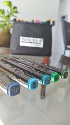 Rotuladores para diseño casi nuevos x60u