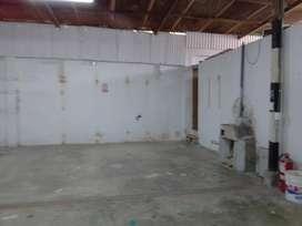 Alquiler Local Industrial Almacen mas Oficina a Puerta Cerrada Chorrillos