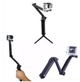 Monopod Grip 3 Way Selfie Para Tu Gopro Sj Cam Smart Tech