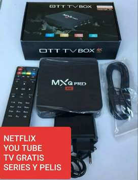 TV BOX MXQ PRO 4K 2RAM