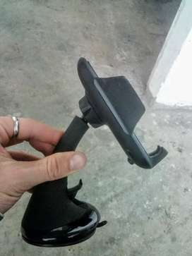 Porta celular giratorio para carro