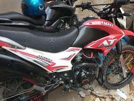Se vende moto marca cross 3900