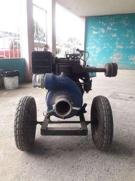 Motor de agua de 16 hp