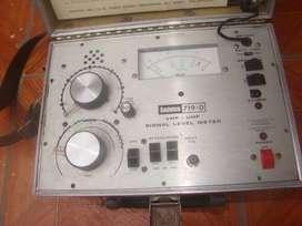 Sadelco Medidor de nivel de señal de Cable Vhf