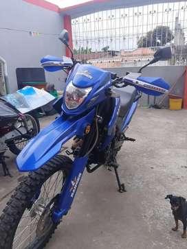 Moto ranger motor 250