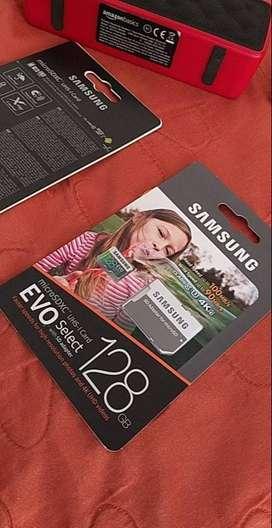 Memoria MicroSD Evo Select 128 GB 64GB