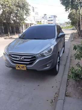 Vendo Hyundai Tucson ix35  modelo 2014