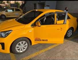 Vendo o cambio taxi kia sephia nuevo