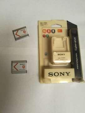 Cargador de baterías Sony