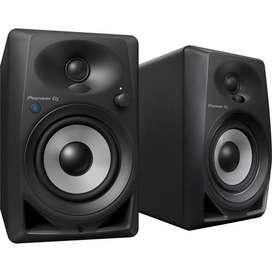 Monitores Pioneer DM-40 BT Music Box Colombia activos audio par