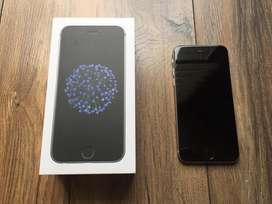 iPhone 6 32GB Space Gray Gris Espacial Perfecto!!! MQ3X2CL/A