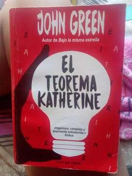 Libro ''El teorema de Katherine''