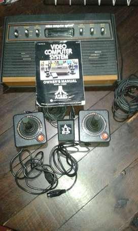 Atari Cx 2600 Año1978
